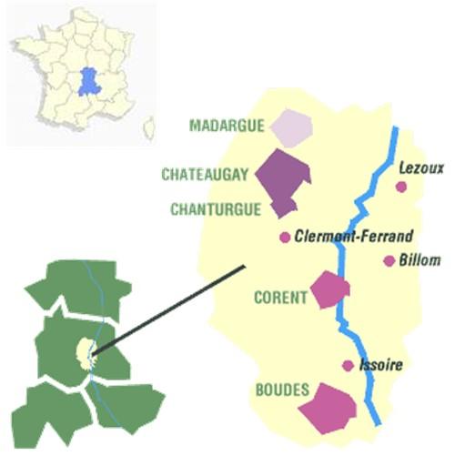 Cotes Auvergne